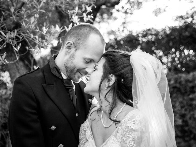Il matrimonio di Craig e Melissa a Roma, Roma 50