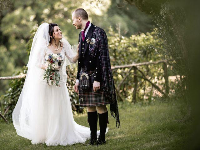 Il matrimonio di Craig e Melissa a Roma, Roma 51