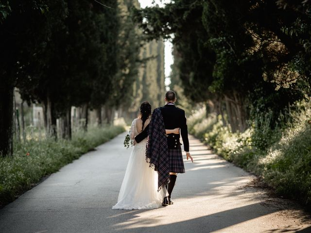 Il matrimonio di Craig e Melissa a Roma, Roma 54