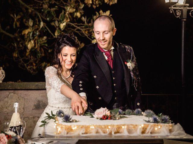 Il matrimonio di Craig e Melissa a Roma, Roma 63