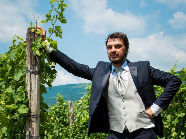 Il matrimonio di Matej e Samanta a Savogna d'Isonzo, Gorizia 4