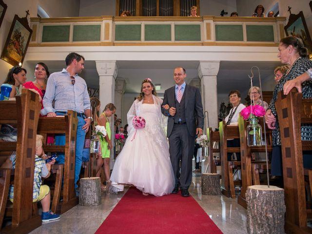 Il matrimonio di Matej e Samanta a Savogna d'Isonzo, Gorizia 1