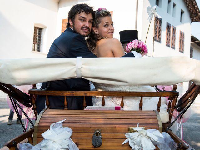 Il matrimonio di Matej e Samanta a Savogna d'Isonzo, Gorizia 6