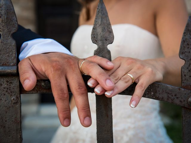 Il matrimonio di Matej e Samanta a Savogna d'Isonzo, Gorizia 8