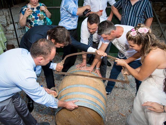 Il matrimonio di Matej e Samanta a Savogna d'Isonzo, Gorizia 9