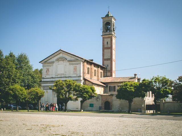 Il matrimonio di Marco e Giada a Giussago, Pavia 64