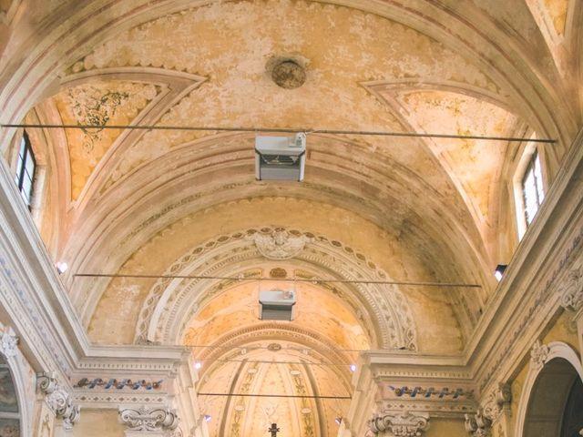 Il matrimonio di Marco e Giada a Giussago, Pavia 65