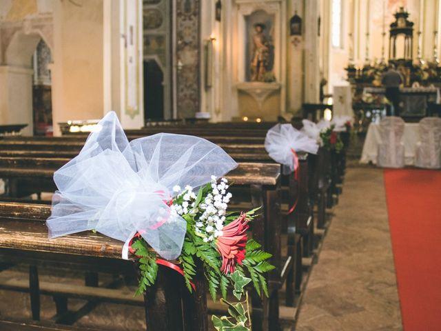 Il matrimonio di Marco e Giada a Giussago, Pavia 66