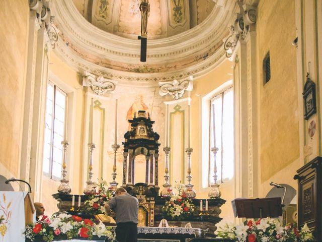 Il matrimonio di Marco e Giada a Giussago, Pavia 67