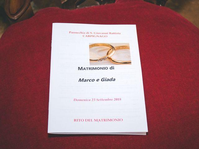 Il matrimonio di Marco e Giada a Giussago, Pavia 68