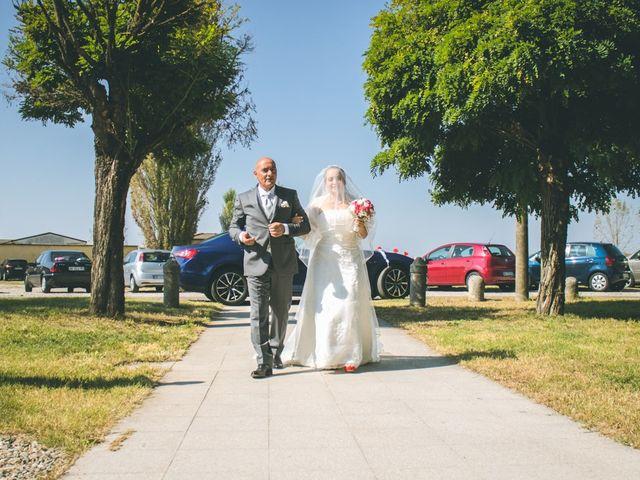 Il matrimonio di Marco e Giada a Giussago, Pavia 80