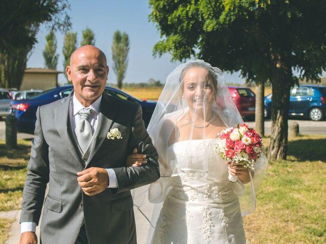 Il matrimonio di Marco e Giada a Giussago, Pavia 81