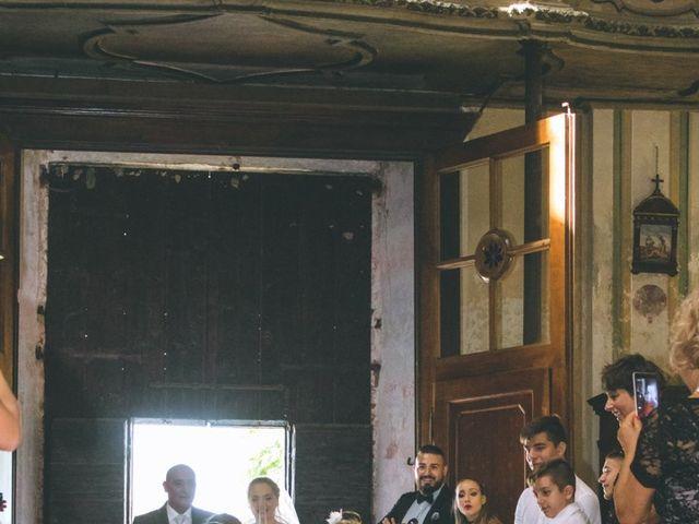 Il matrimonio di Marco e Giada a Giussago, Pavia 83