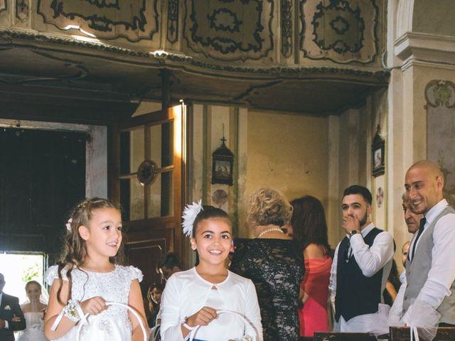 Il matrimonio di Marco e Giada a Giussago, Pavia 85