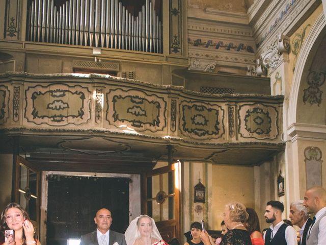 Il matrimonio di Marco e Giada a Giussago, Pavia 86