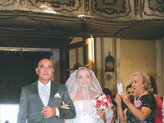 Il matrimonio di Marco e Giada a Giussago, Pavia 87