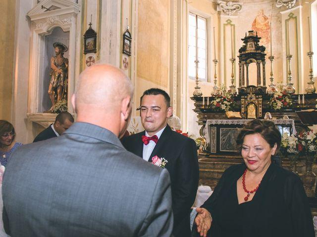 Il matrimonio di Marco e Giada a Giussago, Pavia 88