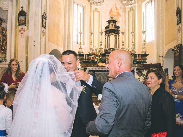 Il matrimonio di Marco e Giada a Giussago, Pavia 89