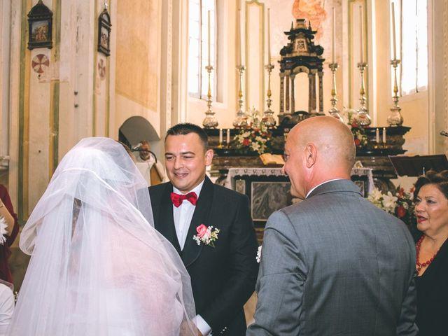 Il matrimonio di Marco e Giada a Giussago, Pavia 91