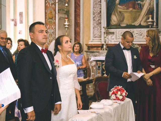 Il matrimonio di Marco e Giada a Giussago, Pavia 92
