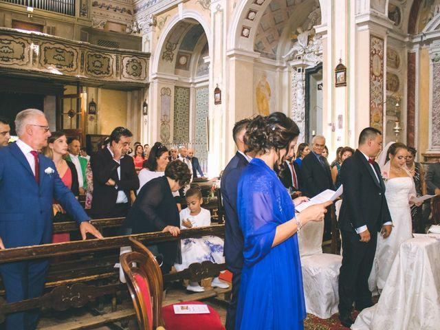 Il matrimonio di Marco e Giada a Giussago, Pavia 93