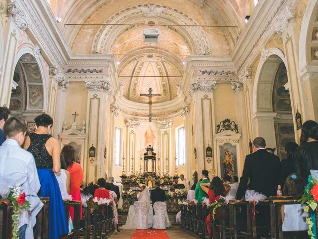 Il matrimonio di Marco e Giada a Giussago, Pavia 94