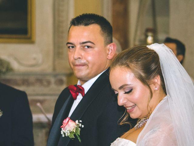 Il matrimonio di Marco e Giada a Giussago, Pavia 97