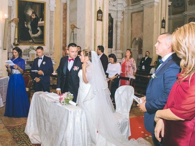 Il matrimonio di Marco e Giada a Giussago, Pavia 99