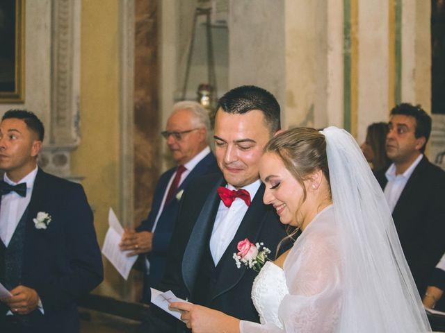 Il matrimonio di Marco e Giada a Giussago, Pavia 100
