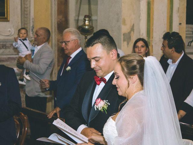 Il matrimonio di Marco e Giada a Giussago, Pavia 102