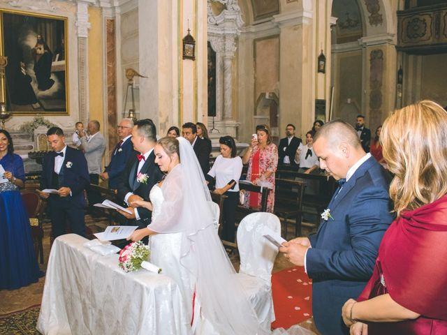 Il matrimonio di Marco e Giada a Giussago, Pavia 103
