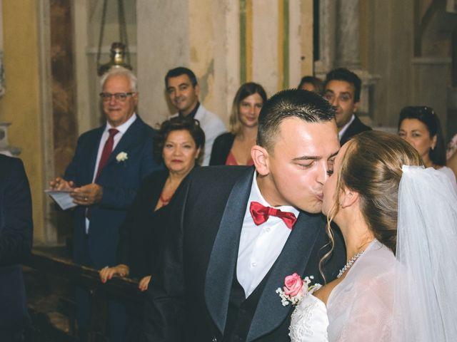 Il matrimonio di Marco e Giada a Giussago, Pavia 111