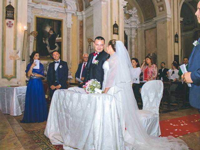 Il matrimonio di Marco e Giada a Giussago, Pavia 113
