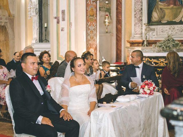 Il matrimonio di Marco e Giada a Giussago, Pavia 115