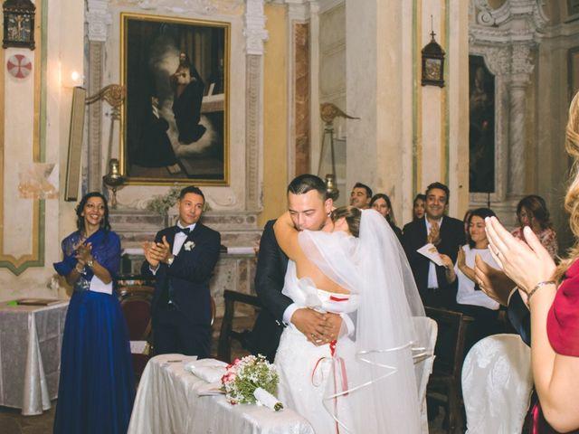 Il matrimonio di Marco e Giada a Giussago, Pavia 125