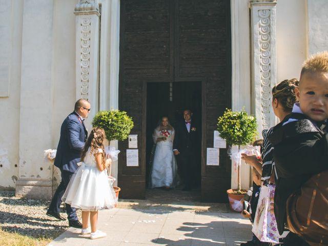 Il matrimonio di Marco e Giada a Giussago, Pavia 127
