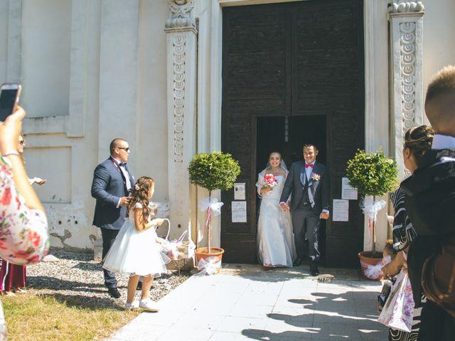 Il matrimonio di Marco e Giada a Giussago, Pavia 128