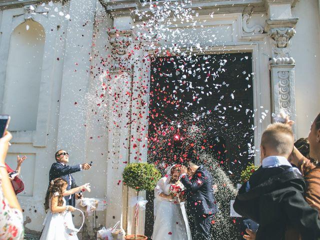 Il matrimonio di Marco e Giada a Giussago, Pavia 130