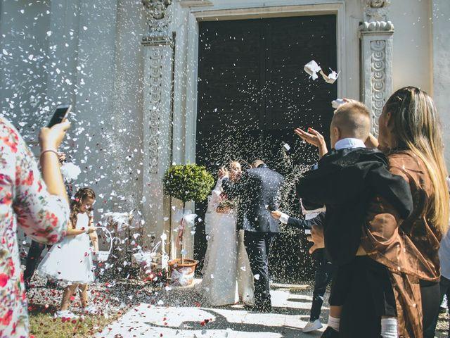 Il matrimonio di Marco e Giada a Giussago, Pavia 132