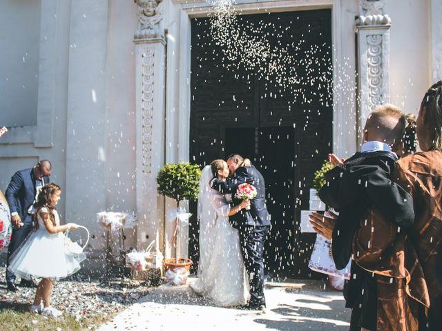 Il matrimonio di Marco e Giada a Giussago, Pavia 133