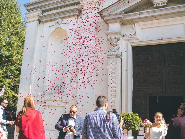 Il matrimonio di Marco e Giada a Giussago, Pavia 137