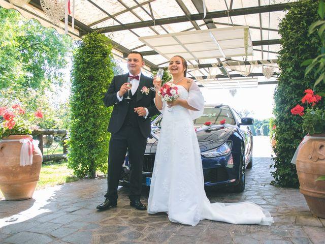 Il matrimonio di Marco e Giada a Giussago, Pavia 142
