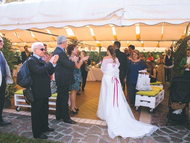 Il matrimonio di Marco e Giada a Giussago, Pavia 145