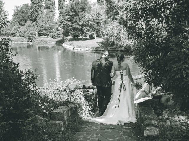 Il matrimonio di Marco e Giada a Giussago, Pavia 165