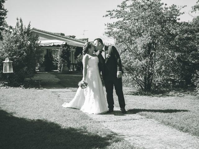 Il matrimonio di Marco e Giada a Giussago, Pavia 174