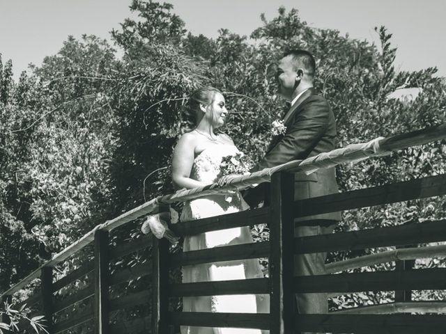 Il matrimonio di Marco e Giada a Giussago, Pavia 190