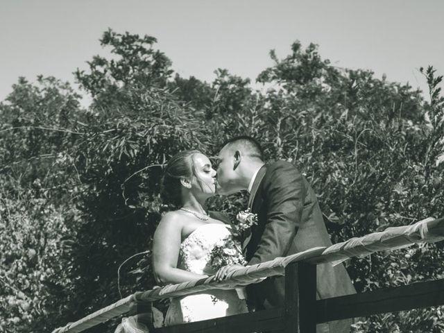 Il matrimonio di Marco e Giada a Giussago, Pavia 192