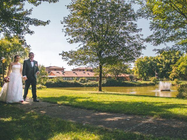 Il matrimonio di Marco e Giada a Giussago, Pavia 194