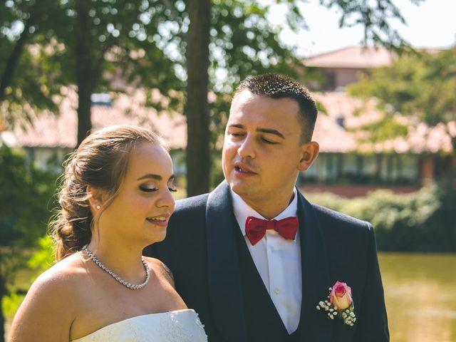 Il matrimonio di Marco e Giada a Giussago, Pavia 197