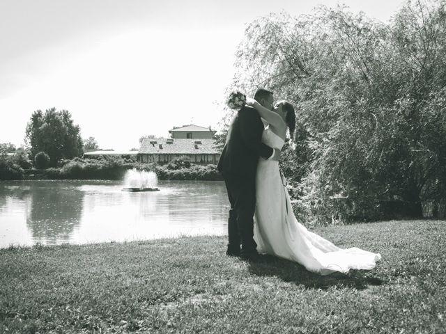 Il matrimonio di Marco e Giada a Giussago, Pavia 200